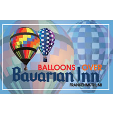 Balloons Over Bavarian Inn